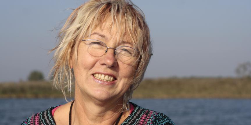 mgr Małgorzata Wegner